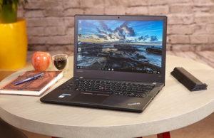 Лучшие ноутбуки для бизнеса 2017 года