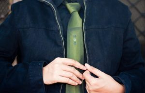 как подобрать галстук шаг 3