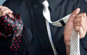 как подобрать галстук шаг 6