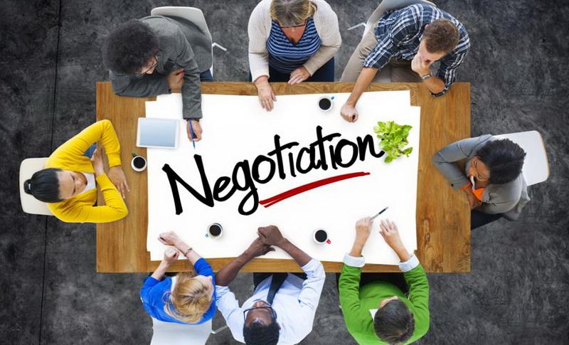 Методы продаж и переговоры