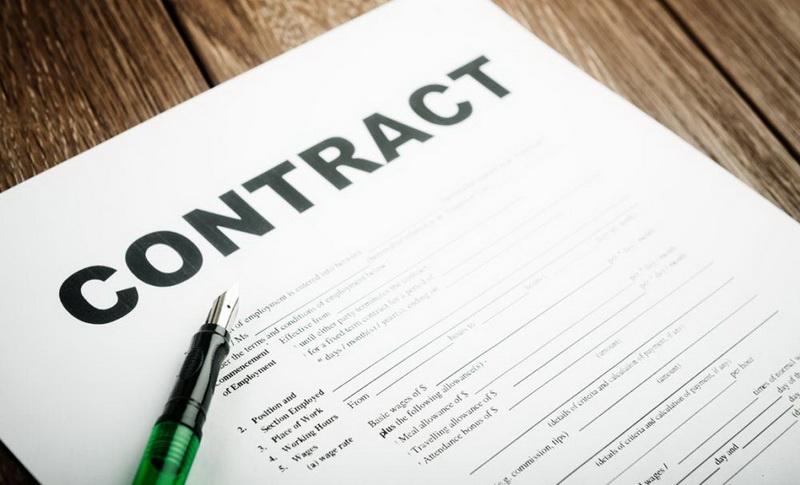 Тендеры по контрактам