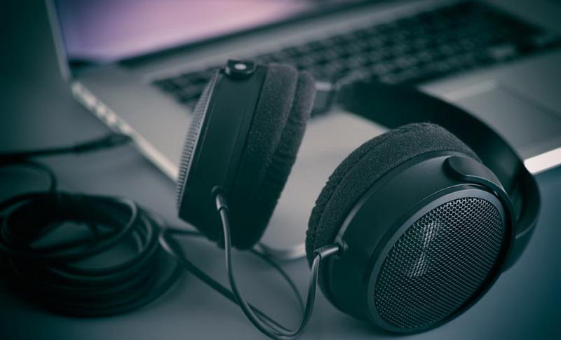 Обзор темы аудио и видео на сайте