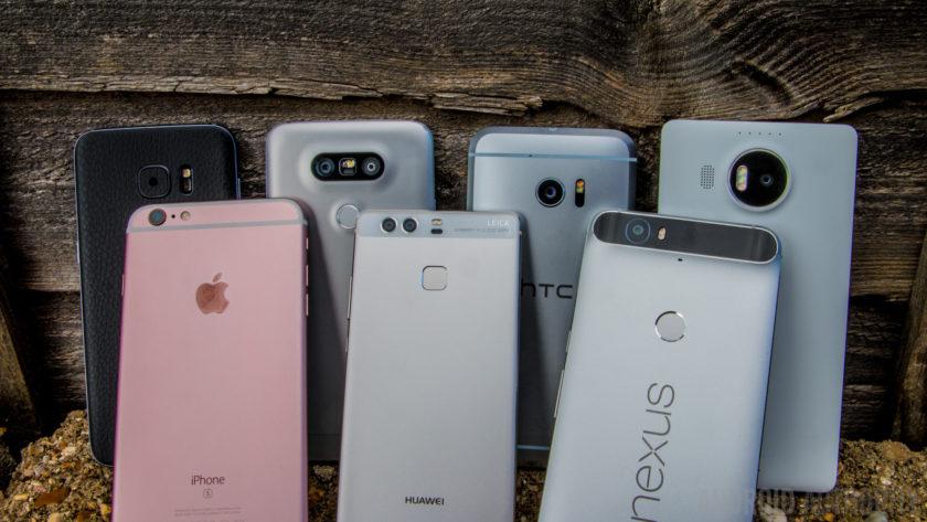 Лучшие бизнес смартфоны 2018 года