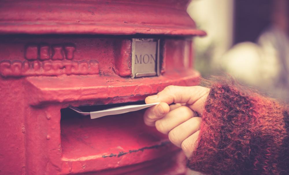 Запуск кампании прямой почтовой рассылки